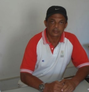 Carlos Henrique Rodrigues, presidente da LRFS