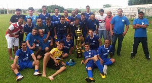 Centro de São Benedito das Areais, campeão