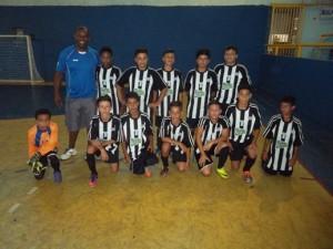 Sub 13 Rio Pardo