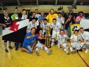 Vasco FC, campeão adulto da Taça Dec Liga 2017