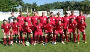 MB Sports, finalista do Amador do Vasco, 2016