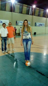 Prefeita de Mococa, Elisângela Maziero