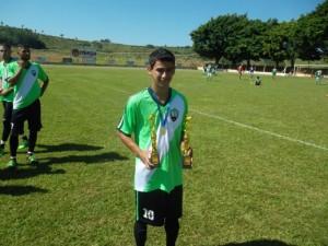 Lukinha (Novorizontino e Dal Bon FC)