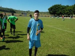 Léo (Novorizontino e Dal Bon FC)