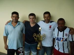Comitiva do Misto do Paraná (Grama)