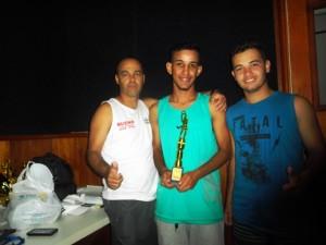 Alexandre, Giovani e Aexsandro (Bons Amigos)