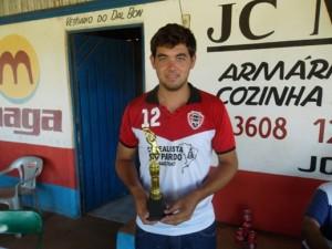 Lucas Scarcela (Paulista do Maria Boaro)