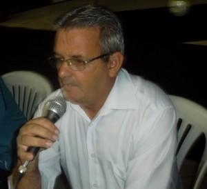 Marcio Aparecido dos Santos, presidente da LRF
