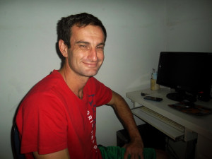 João Luis Cremasco Breda, diretor da equipe do São Jpsé Sport Botafogo